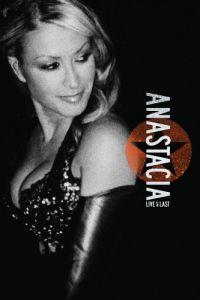 Cover Anastacia - Live At Last [DVD]
